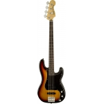 Squier Vintage Modified Precision Bass PJ, 3 Colour Sunburst