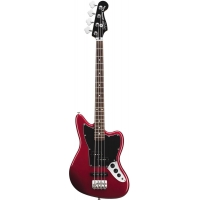 Squier Vintage Modified Jaguar Bass, Candy Apple Red