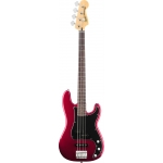 Squier Vintage Modified Precision Bass PJ , Candy Apple Red