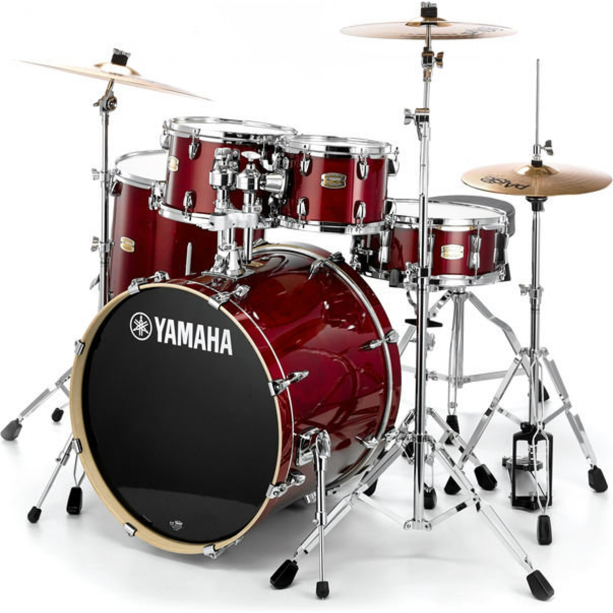 yamaha stage custom birch shell pack with hardware at promenade music. Black Bedroom Furniture Sets. Home Design Ideas