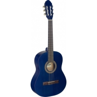 Stagg C430 3/4 Size Classical Guitar, Blue
