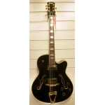 Stagg A300 Standard Jazz Guitar in Black