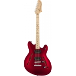 Squier Affinity Series Starcaster, Candy Apple Red