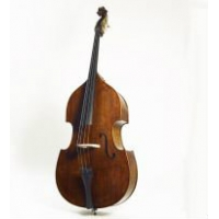 Stentor Elysia 3/4 Double Bass (#1456C) With Heavy Padded Gig Bag (1540C)