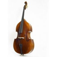 Stentor Arcadia 1/2 Double Bass (1470E) with Heavy Padded Gig Bag (1540E)