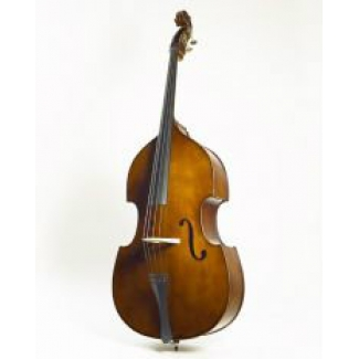 Stentor 3/4 Student Double Bass Outfit with Cover & Bow (#1950C)