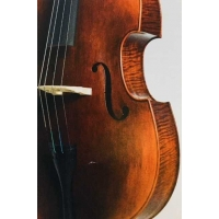 Stentor 3/4 Laminate Double Bass Outfit with Cover & Bow (#1951LCSH)