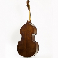 3/4 Size Stentor Student 2 Double Bass Outfit With Bow & Padded Cover #1438C