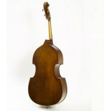3/4 Size Stentor Student Double Bass Outfit With Bow & Cover #1950C
