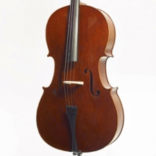 1/4 Size Stentor Conservatoire Cello Outfit With Bow & Case (#1586F)