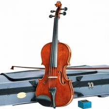 3/4 Size Stentor Conservatoire Violin With Bow, Case & Rosin #1550C