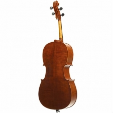 Full-size Stentor Elysia Cello Outfit With Bow & Hiscox Case #1591A