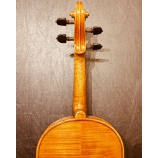 Stentor Master Antiqued Violin Outfit With Carbon or Wood Bow & Oblong Case