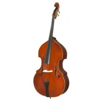 Stentor Profundo 3/4 Double Bass (1442C) With Heavy Padded Gig Bag (1540E)