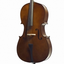 1/4 Size Stentor Student 1 Cello Outfit With Bow, Cover & Rosin #1102F2