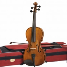 "15.5"" Stentor Student 2 Viola Outfit With Bow, Shaped Case & Rosin #1505PE"