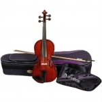 Stentor Student 1 Violin (1/2) With Case, Bow & Workshop Set Up (#1400E)