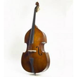 Stentor 3/4 Student 2 Double Bass Outfit with Cover & Bow (#1438C)