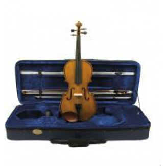 "Stentor 12"" Student 1 Viola Outfit with Case, Bow & Workshop Set Up (1038L)"