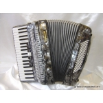 Stephanelli 96 Bass Accordion in Grey