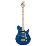 Sterling by Music Man Sub AX3, Transparent Blue