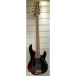 MusicMan Stingray 5 Sunburst, Cosmetic Flaws