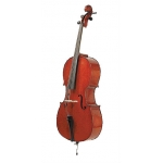 Stentor Student II 3/4 Size Cello With Cover & Bow (#1108)