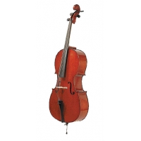 Stentor 3/4 Student 2 Cello Outfit with Cover & Bow (#1108C)