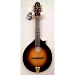 Jimmy Moon A Plus E Electro Acoustic Mandolin in Vintage Sunburst