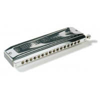 Hohner Super 64 Chromatic Harmonica