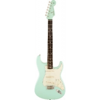 Fender Special Edition 60s Surf Green Stratocaster, Inc Tweed Hard Case
