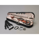 Yamaha SV130 Silent Violin Kit With Bow, Case, Headphones, Rosin & Cables