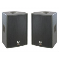 ElectroVoice SXA250 Pair Of Powered PA Speakers