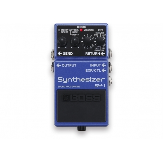 Boss SY1 Synthesizer Pedal