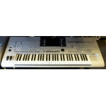 Yamaha Tyros 4 Keyboard, Secondhand, few marks hence price