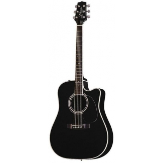 Takamine EF341SC Dreadnought Electro Acoustic
