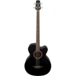 Takamine GB30CE Electro Acoustic Bass, Black