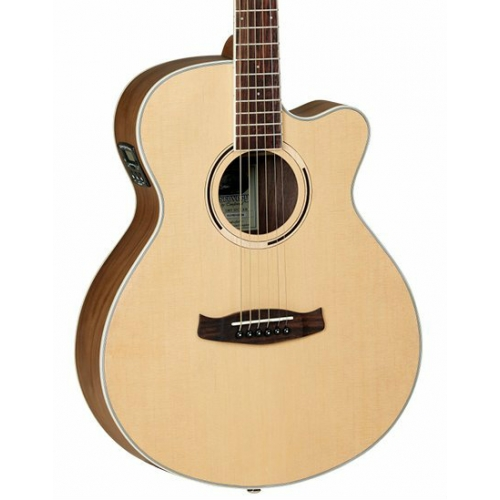 Tanglewood DBT SFCE BW - Discovery Exotic