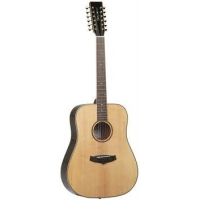 Tanglewood TRD12 Lefty 12 String Acoustic Guitar In Natural