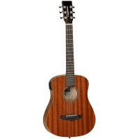 Tanglewood TW2 T XE Travel Size Electro-Acoustic Guitar