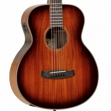 Tanglewood TW-E Mini Koa Electro Acoustic Travel Guitar
