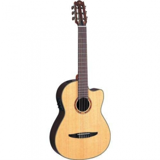 Taylor 414CEN Nylon String Electro Acoustic, Secondhand