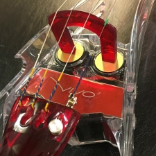 Ted Brewer Vivo 2 Red 4-String Electric Violin