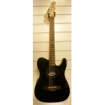 Fender Telecoustic Electro Acoustic in Black