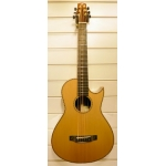 Terry Pack PLSR Parlour Acoustic Guitar