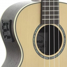 Ohana TK70RE Electro Acoustic Tenor Ukulele
