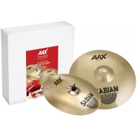 Sabian AAX V-Crash Pack