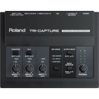 Roland UA33 TRI-CAPTURE USB Audio Interface