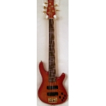 Yamaha TRB5 5-String Bass in Sunburst, Secondhand