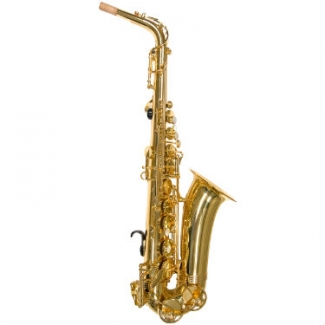 Trevor James Alphasax Alto Sax Outfit with Lightweight Back-Pack Case (371A)